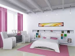 Small Pink Bedroom Bedroom Modern Cute Pink Bedroom For Girl Modern New 2017 Design