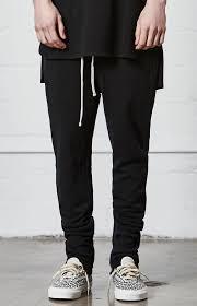 Fear Of God Fog X Pacsun Essentials Drawstring Pants Joggers