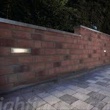The Brick Lighting Groundworks For Brick Lights Outdoor Warisan Lighting