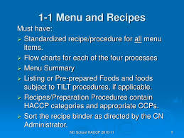 Ppt Hazard Analysis Critical Control Point Haccp