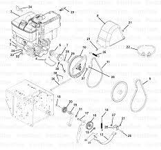 Ariens 926302 (ST1332LE) - Ariens 32 Snow Blower, 13hp Tecumseh (SN ...