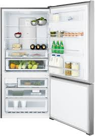 electrolux fridge. electrolux ebe5307sa-r 528l bottom mount fridge