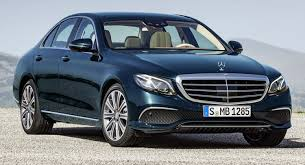 mercedes benz new car releaseNew 2017 MercedesBenz EClass Will Launch In The US With 241HP