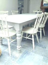 white farm table. Whitewashed Farm Table White Washed Dining And Chairs Kitchen Whitewash .
