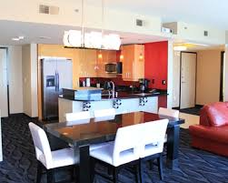 Delightful Elara, A Hilton Grand Vacations Hotel Center Strip, NV   Kitchen And Dining  Area