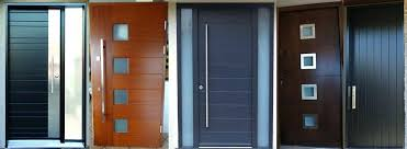 modern wooden front door contemporary wood front doors modern wooden glass