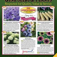 jung s free seed catalog