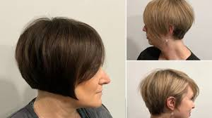 Short Haircut Styles For Older Women Short Haircuts For Women Over