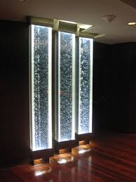 bubble s columns indoor water wall fountains by midwest tropical