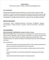 Accounting Firm Resumes 23 Accountant Resume Templates In Pdf Free Premium