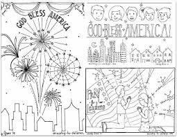 ⭐ free printable 4th of july coloring book. Patriotic Coloring Book For The 4th Of July Independence Day Ministry To Children