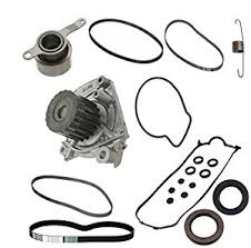 amazon com tbk timing belt kit honda civic 1996 to 2000 1 6l 2000 Civic Belt Diagram tbk timing belt kit honda civic 1996 to 2000 1 6l 2000 honda civic serpentine belt diagram