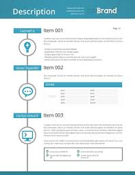 Website Proposal Letter Invoice Templates And Business Templates 15 Free With Sources In