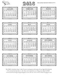 free printable 12 month calendar 2016 free printable calendars lolly jane