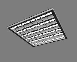 3d model of the ceiling wall free