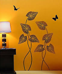 large wall stencils for paintingLarge stencils for wall decor Leaf stencils flower stencils