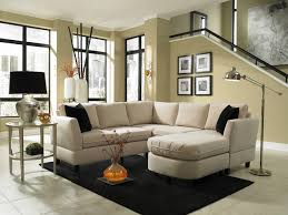 ashley furniture sectional couch salmon upholstery tufted fabric armless chair beautiful gray paint wall decors nice accents wall colors schemes light grey