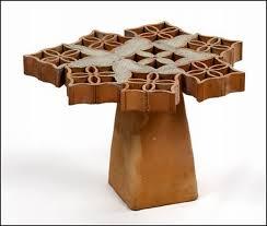 bricks furniture. Decorative Furniture Cobogo From The Same Ceramic Bricks U