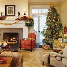 30 cosy christmas living room
