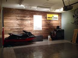 used track lighting. Pallet Wall With Track Lighting In The Garage! I Used About 237 Planks To R