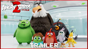 ANGRY BIRDS 2: DER FILM - Trailer 2 - Ab 19.9.19 im Kino! - YouTube