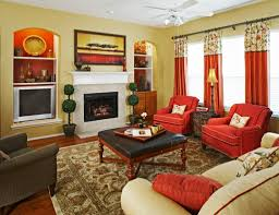 Persian Rug Living Room Neutral Wall Color For Traditional Living Room Interior Design