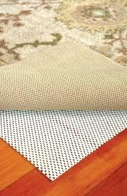 rug pad for hardwood floor carpet gripper sticky underlay felt rubber anti skid non slip indoor runner rug pad royal inch gold felt and rubber