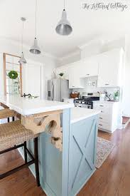 The Lettered Cottage Kitchen Farmhouse Style
