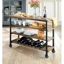 kitchen island cart with seating. Kitchen Island Cart With Seating Ideas Lovely Rustic Medium Size . R