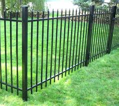 picket fences cost how much does it cost to install a iron fence vs wood meaning