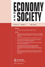 <b>Risk</b>, <b>reward</b> and discipline at work: Economy and Society: Vol 33 ...