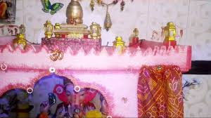 ganpati decoration ideas for home youtube