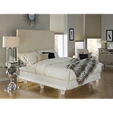Knickerbocker Embrace Bed Frame in White - Queen Size
