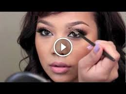 grant eyebrow make up tutorial palafoia mac cosmetics dipdown video promo