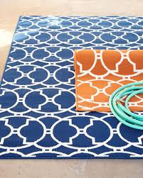 baja circles indoor outdoor rug 6 7 x 9 6