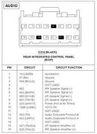 ford expedition premium radio wiring diagram images  1999 ford expedition stereo wiring diagram