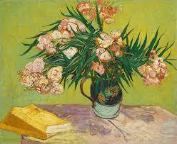vincent van gogh oleanders