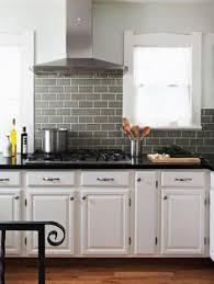 kitchen backsplash grey subway tile. White Cabinet Gray Subway Tile - Google Search Kitchen Backsplash Grey I