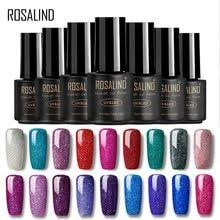 ROSALIND <b>Gel Nails</b> rainbow <b>Gel Polish</b> Varnish <b>7ML</b> UV Hybrid ...