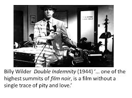 essays on double indemnity film noir 1984 analysis essay ideas essay definition hero