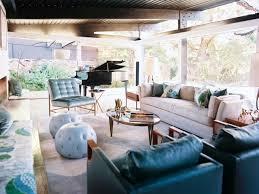 Mid Century Modern Living Room Midcentury Modern Living Room Hillary Thomas Hgtv