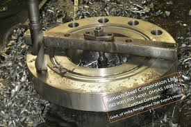 Rtj Flange Dimensions Ring Type Joint Flanges Suppliers India