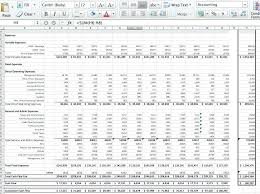 cost forecasting template project cost forecasting template financial projections modclothing co