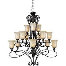 infinity 15 light oil rubbed bronze multi tier chandelier