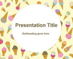 cute powerpoint background free cute powerpoint templates