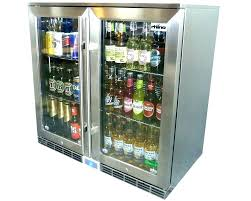 refrigerator with clear door home depot beverage refrigerator clear door refrigerator mini glass fridge beverage air
