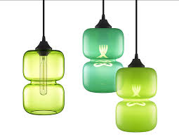 colored glass lighting. Pantone\u0027s 2017 Refreshing Color Of The Year Reflects Glass Pendant Lighting Colored