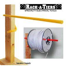 rack a tiers electricians wall stud