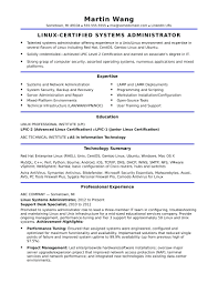 System Administrator Resume Examples resume System Administrator Resume Examples 19