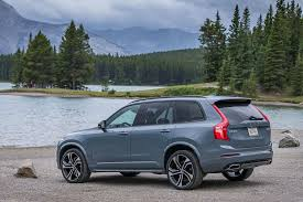 Design Volvo 2020 Volvo Xc90 First Drive Review An Improvement Worth